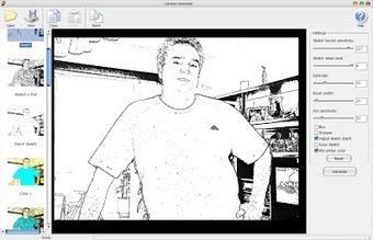 Cartoon generator : Μετατρέψτε τις φωτογραφίες σας σε Cartoons - Τα καλύτερα δωρεάν προγράμματα | Δωρεάν προγράμματα, Τεχνολογία | Scoop.it