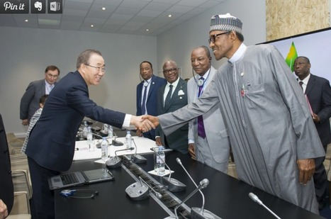 Ban Ki-moon tells African leaders they have 'enormous stake' in COP21 | Climate Agreement News | Scoop.it
