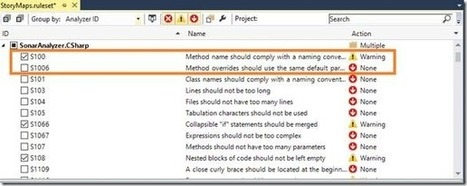 SonarLint for VisualStudio 2.1 released, brings consistency with MSBuild, navigation to SonarQube and notifications | Visual Studio ALM | Scoop.it