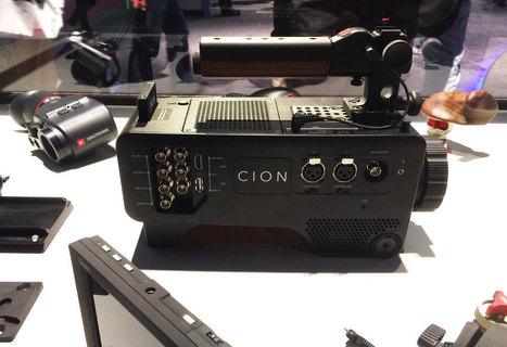 AJA Slashes CION Price Tag In Half - HDSLR Shooter | Digital Cinema | Scoop.it