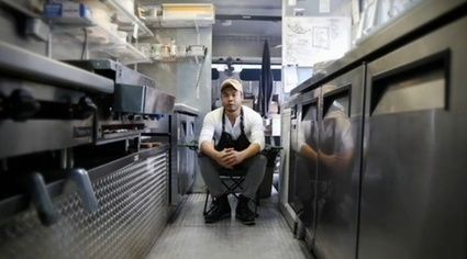 Watch Paul Qui Fancily Plate His Food Truck Food | Austin Becomes the Center of the Food Universe | Scoop.it