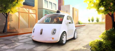 Google's New Self-Driving Car Ditches the Steering Wheel | Digitale Gesellschaftspolitik gestalten | Scoop.it