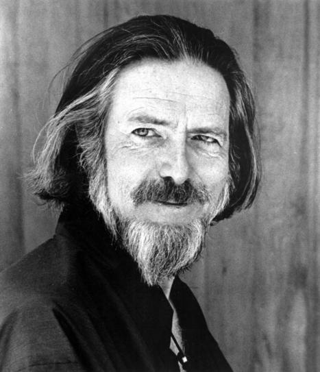 An Antidote to the Age of Anxiety: Alan Watts on Happiness and How to Live with Presence | Butterflies in my head | Scoop.it