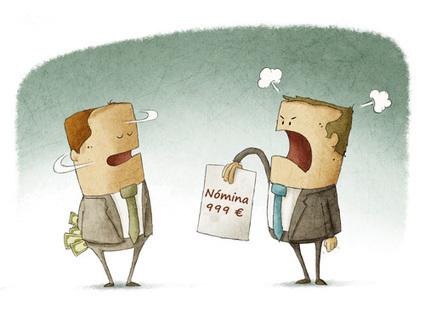 Qué hacer cuando la empresa no paga | Àrea de treball - Infojove | Scoop.it
