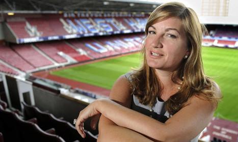 Karren Brady: from football's first lady to Tory business ambassador ... | Sport Entrpreneurship- May 4476981 | Scoop.it