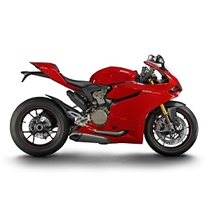 The Red Devil: Ducati 1199 Panigale – MJ Approved | MensJournal.com | Heron | Scoop.it