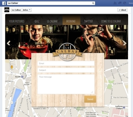How To Build Websites Within Facebook | World's Print | Scoop.it