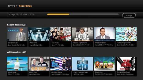 Sling TV gets a great cloud DVR | TV, Cinema, Gaming, VR - AR | Scoop.it