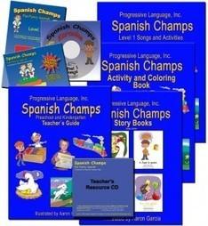 Spanish Curriculum – Spanish Champs | teaching spanish in USA | Scoop.it