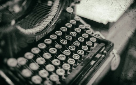 Man With Cerebral Palsy Created Such Beautiful Typewriter Art | This Gives Me Hope | Scoop.it