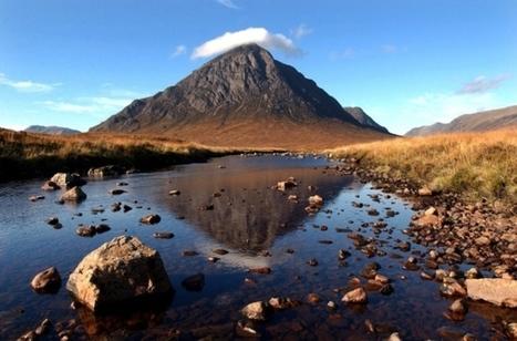 Volcanoes hailed as Scotland's new rock stars   Geology   Scoop.it