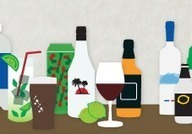 How to Choose the Healthiest Beer, Wine, and Cocktails [INFOGRAPHIC] | Some Internal medicine articles. | Scoop.it