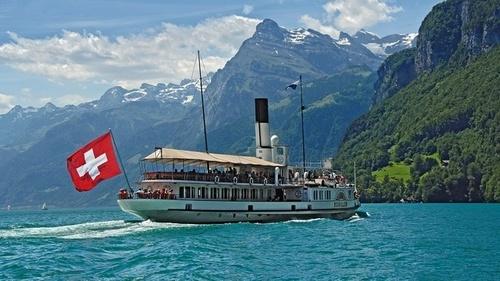 Weg der Schweiz: de Zwitserse Wilhelm Tellroute