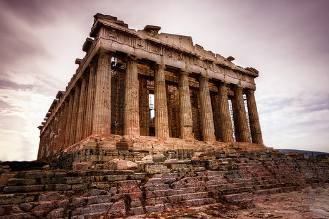 The secret history of the Parthenon - New York Post | Ancient | Scoop.it