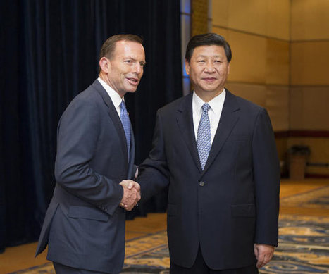 President Xi visits Indonesia, Malaysia, attends APEC Summit | Trade Agreement | Scoop.it