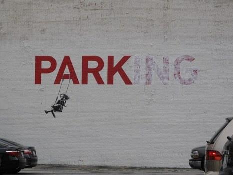 Banksy: el anonimato del arte urbano « Cultura Colectiva   inspirArte   Scoop.it