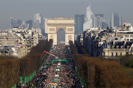 French Running and Jogging Vocabulary + Le Marathon de Paris  | Ele &Fle Twitts | Scoop.it