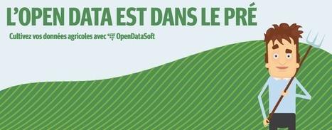 Open Data et Agriculture : cultivons les données agricoles | OpenDataSoft News | Scoop.it