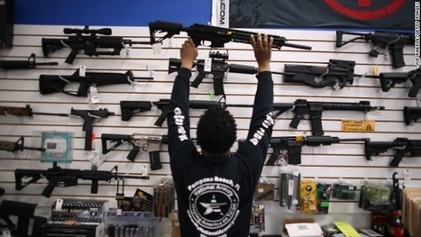Senate rejects expanded gun background checks | Gov. & Law Current Events | Scoop.it