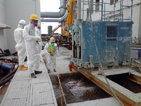 "Tepco damaged power cable for reactor4 pool coolant system / Tepco ""Didn't know the cable was there"" 