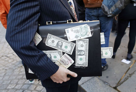 Lobbyists and Corporations, Arm-in-Arm | Year 1 Micro - Market Failure | Scoop.it