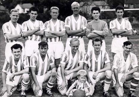 Do you recognise this Worcester football team from the 1950s/60s? | All things Sixties | Scoop.it