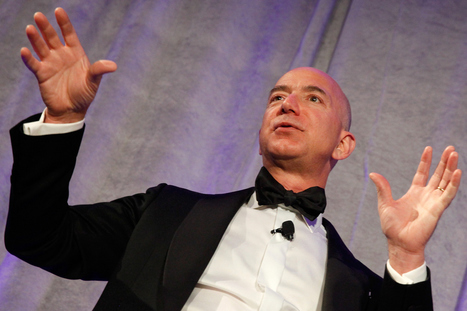 Bezos set to expand empire to take on Spotify: sources | Musicbiz | Scoop.it
