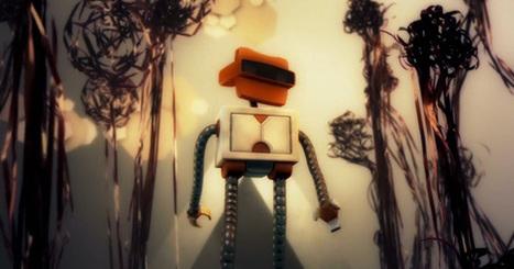 Un robot à la recherche d'un objet perdu | Bots and Drones | Scoop.it