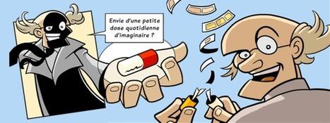 Bande dessinée : du papier au numérique, une rupture ? | Bibliothèques et Cie | Scoop.it