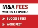 M&A Advisor Fees for Selling a Business | International Business Development | Scoop.it