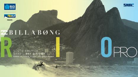 Billabong Rio Pro Ao Vivo | TAHITI Le Mag | Scoop.it