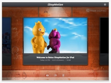 """iStopMotion Brings """"Claymation"""" to Your iPad   teaching with technology   Scoop.it"""