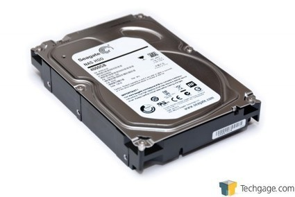 Seagate NAS HDD 4TB Review - Techgage | Home Automation | Scoop.it