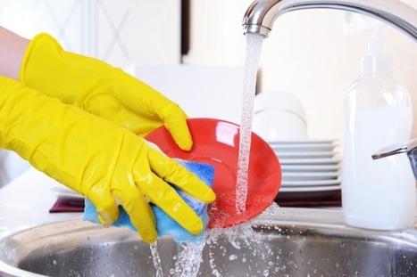 Por qué fregar los platos es la mejor manera de tener nuevas ideas | Productividad Personal | Scoop.it