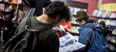 Salon du livre et de la presse jeunesse | Petites sélections pour un bon usage de la littérature au lycée | Scoop.it