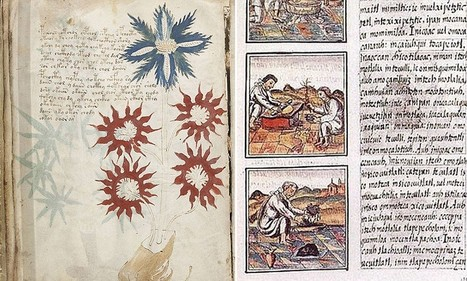 Has the Voynich manuscript been DECODED? Text may be written in Aztec | British Genealogy | Scoop.it