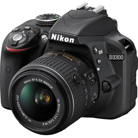 Unveiled: The New Nikon D3300 DSLR, a Fast Nikon Prime Lens, Five Point-and-Shoot Digital Cameras | Photography | Scoop.it