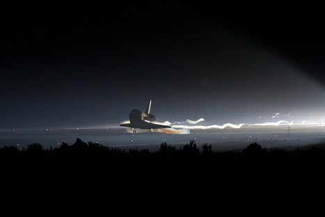 Space Shuttle Era Comes to a Close with Atlantis' Successful Landing | Planets, Stars, rockets and Space | Scoop.it