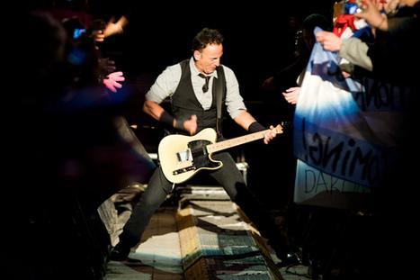 Bruce Springsteen en GEBA : Espíritu Santo - RollingStone Argentina | Bruce Springsteen | Scoop.it