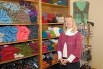 Yarn Haven opens second location - Farragutpress | Cross Stitch and Needlework | Scoop.it