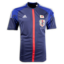 Japan Home soccer jerseys, Japanese Soccer T-Shirts, T-Shirts, Japan football shirts 2013 | FIFA Confederations Cup Brazil 2013 | Scoop.it