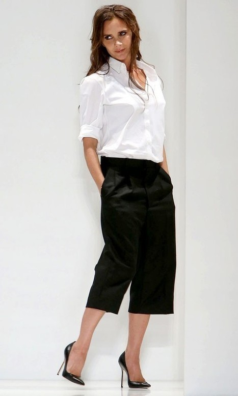 Victoria Beckham's New Pre-Collection Has Arrived! | AMAZING WORLD IN PICTURES | Scoop.it