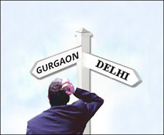 Gurgaon or Delhi: Which Is a Better Option for Investment? | Luxury living options in Vatika Group | Scoop.it