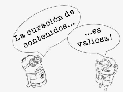 Contar con TIC: La curación de contenidos es valiosa | Eines 2.0 | Scoop.it
