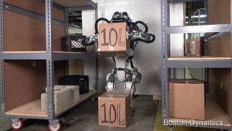 Toyota Is Buying Up Robotics Companies. Could Boston Dynamics Be Next? | Flash Technology News | Scoop.it