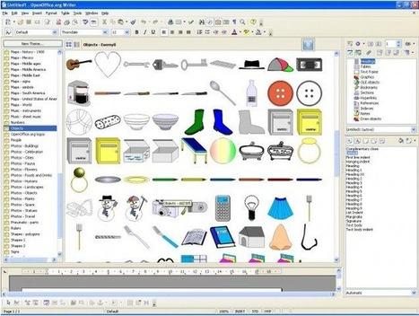 Logiciel bureautique gratuit OxygenOffice Professional 2012 Licence gratuite Multi-Plateforme   PersoFred15   Scoop.it