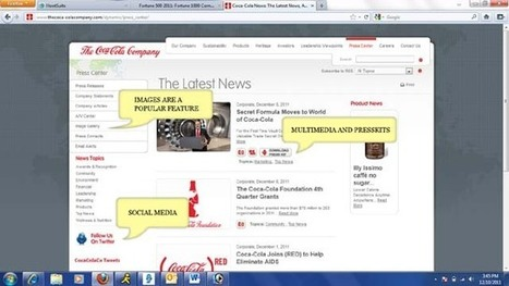 Four Socially Integrated Online Newsrooms | Social Media Today | web digital strategy | Scoop.it