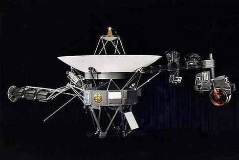 Τα σωματίδια δείχνουν το σημείο που βρίσκεται το Voyager στο διαστρικό χώρο | physics4u | Scoop.it