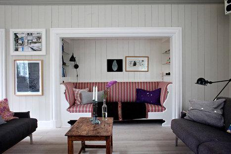 Une maison en bois au Danemark | | PLANETE DECO a homes worldPLANETE DECO a homes world | hichem | Scoop.it