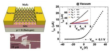 Electric Stress-Induced Threshold Voltage Instability of Multilayer MoS2 Field Effect Transistors | Research | Scoop.it